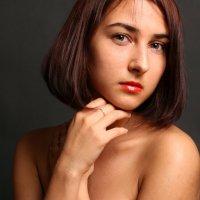 Автопортрет :: Анастасия Ильина