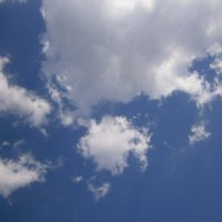 Небо :: Елизавета Лебедева