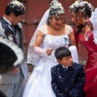 Боливия 2012, Боливийская свадьба :: Олег Трифонов