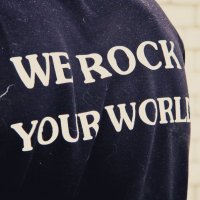 We rock your world :: Надежда Рейман