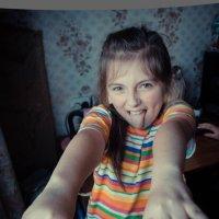 рок-малышка :: Надежда Рейман