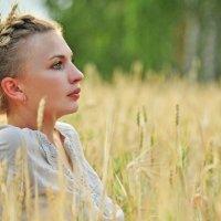 Пшеница :: Елена Евсюкова