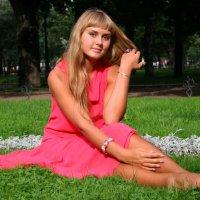 Красавица... :: Сергей Румянцев