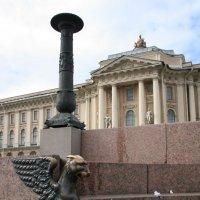 просто в Санкт-Петербурге... :: Сергей Румянцев