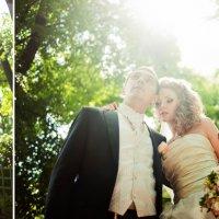 Романтичная свадьба :: Жанна Нагорская