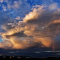 The sky :: natalia nataria