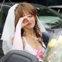 Невеста байкера. :: Андрей Соколов