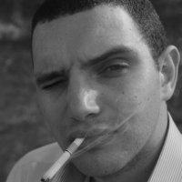 курение :: Денис Шевцов