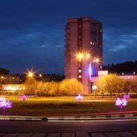 ночной город :: Дамир Белоколенко