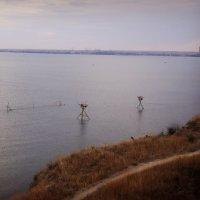 рыбацкий причал на черном море 3 :: Инесса Морозова