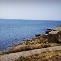 рыбацкий причал на черном море 1 :: Инесса Морозова
