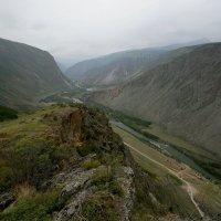 Долина реки Чулышман :: Мария Гаврилова
