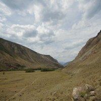 Долина реки Чулышман :: Мария Россина (Гаврилова)