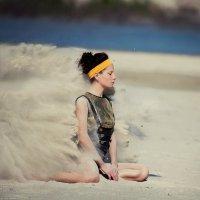 песок :: Михаил Лежнёв