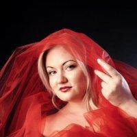 Леди в красном :: Виктория Велес