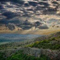 Вид с гор :: Андрей Константинов