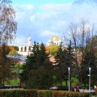 Осенние виды кремля :: Евгений Никифоров