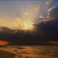 Удивительный закат на Кубе :: Алексей Соминский