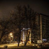 Ночь :: Николай Андреев