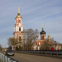 Мой городок. :: Ирина Чикида
