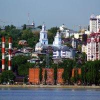 Вид на правый берег Воронежа :: Михаил
