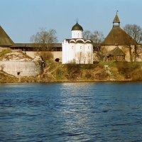 Крепость Старая Ладога. :: Николай Кондаков