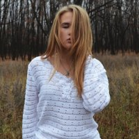 попробовала себя в роли модели №2 :: Tatiana Zaprudova