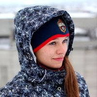 Незнакомка :: Дмитрий Арсеньев