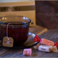утренний чай :: Юлия Рябинина