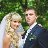 Свадьба Александра и Эвелины :: Николай FROST