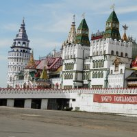 Москва златоглавая-звон колоколов... :: Равиль Хакимов