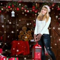Новый год!!! :: Виктория Дубровская