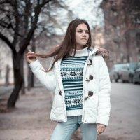 Уличный портрет :: Владислав Миленный