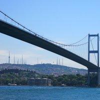 Мост через Босфор :: Николаева Наталья