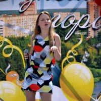 Девушка, которая поёт :: Борис Русаков