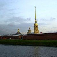 Петропавловская крепость :: Екатерина Миронова