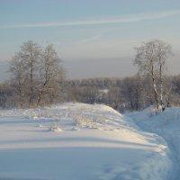 зимняя тропа :: Oksana Abdulaeva