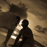 мальдивы - медовый месяц 2 :: Александр Беляков