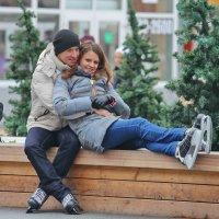 Любовь на коньках :: Дмитрий Сушкин