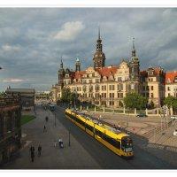 Открытка из Дрездена :: Boris Alabugin