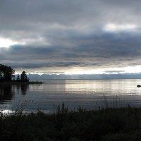 Вечер на Соловецких островах (2010 год) :: Наталья Кочетова