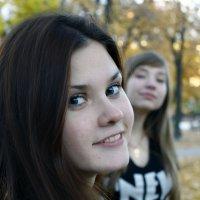 Девушки :: Таисия Кириллова