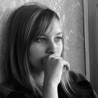 Девушка :: Таисия Кириллова