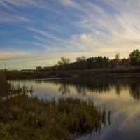 Озеро :: Максим Черёмушкин