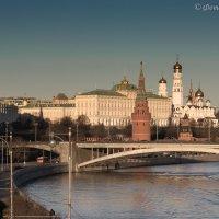 Москва :: Борис Устюжанин