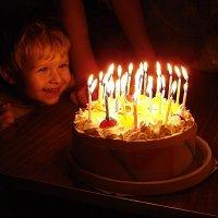 Папин День рождения :: Вера Кудина