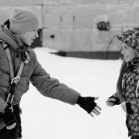 Дай руку,друг. :: Дмитрий Арсеньев