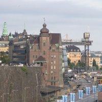 Один из районов Стокгольма :: Ольга Иргит