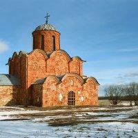 Церковь Спаса на Ковалеве. :: Николай Кондаков
