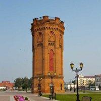 Водонапорная башня :: Сергей